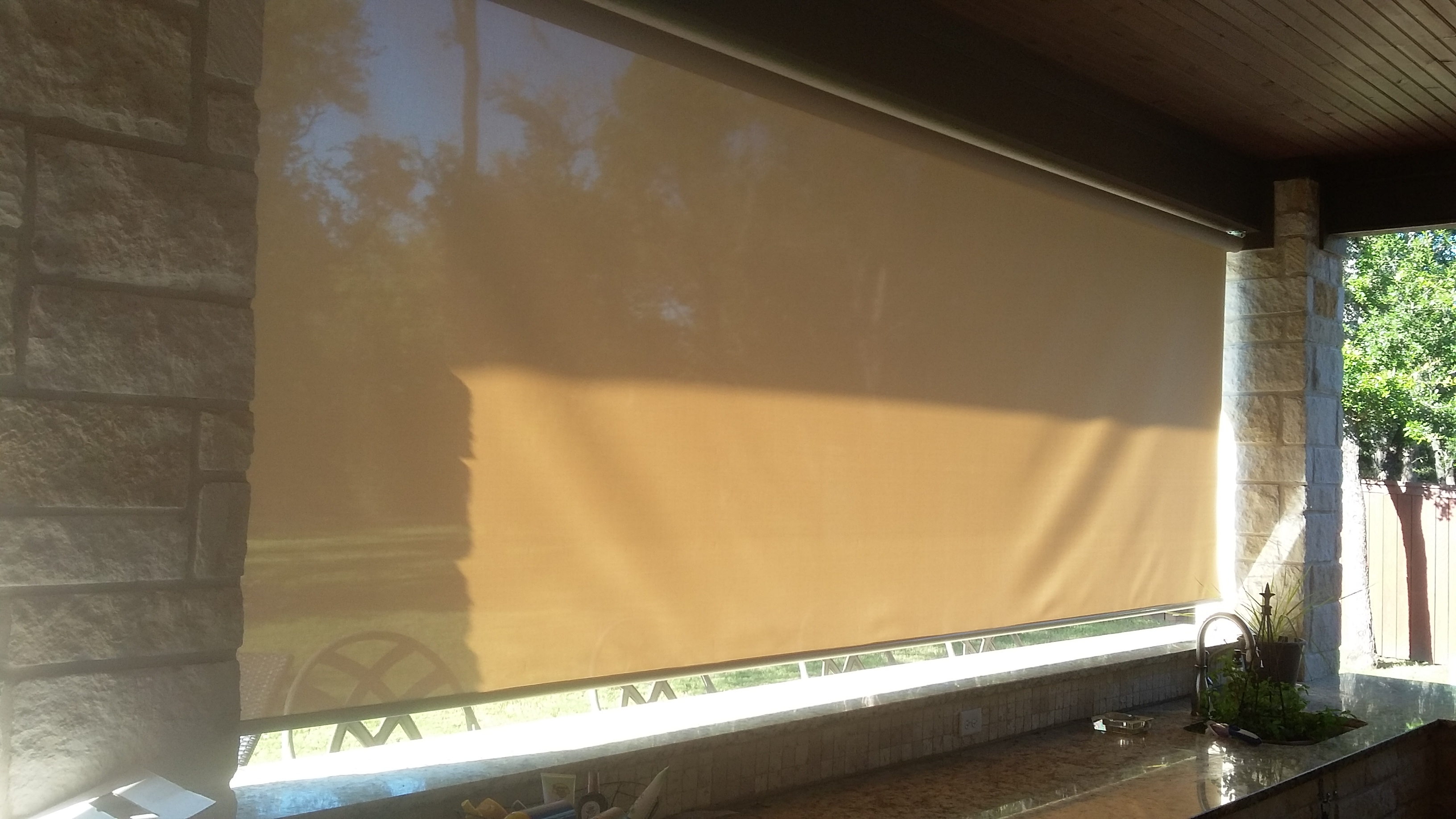 How Much Do Patio Roller Shades In General Cost?